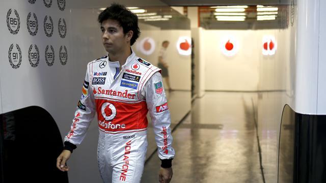 Pérez furieux après Pirelli