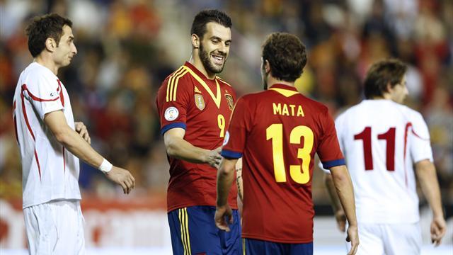 L'Espagne, l'Angleterre, la Bosnie et la Russie seront de la fête