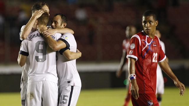 USA miracle keeps Mexico alive, Honduras qualify