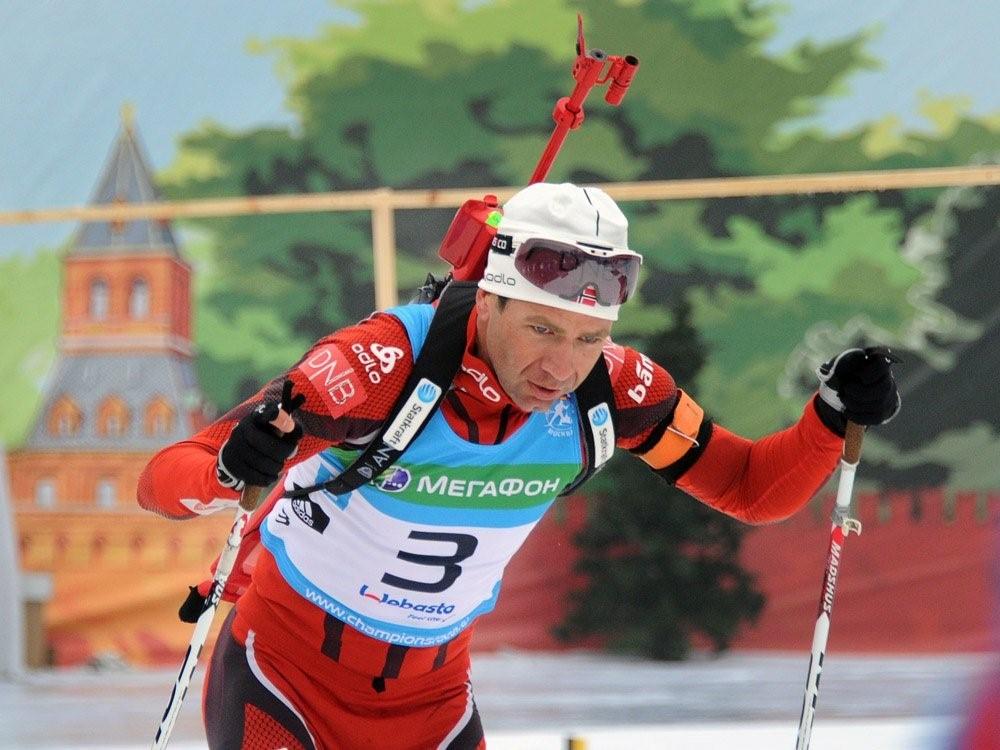 Первая медаль Антона Шипулина: екатеринбургский биатлонист взял бронзу вспринте вПоклюке