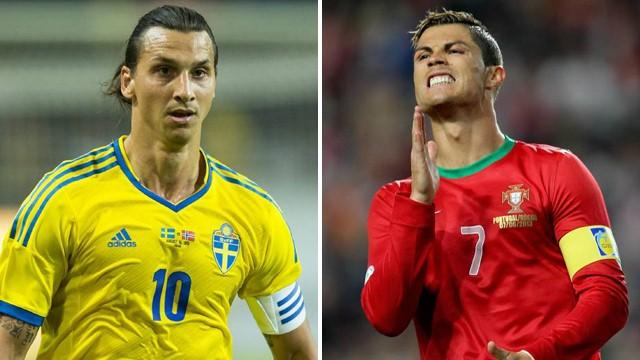 Ronaldo mu Ibrahimovic mi?