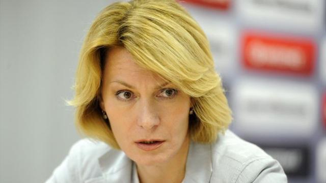 Аникеева покинула пост президента РФБ