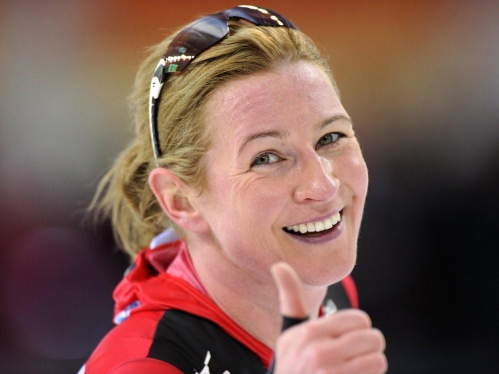 Claudia Pechstein stärkste Langstrecken-Spezialistin
