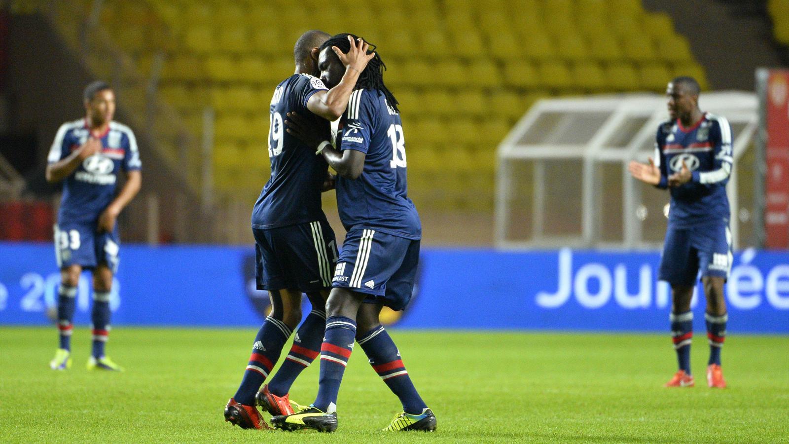 Apr s monaco ol 2 1 lyon pr ne la positive attitude ligue 1 2013 2014 football eurosport - Lyon monaco coupe de la ligue 2014 ...