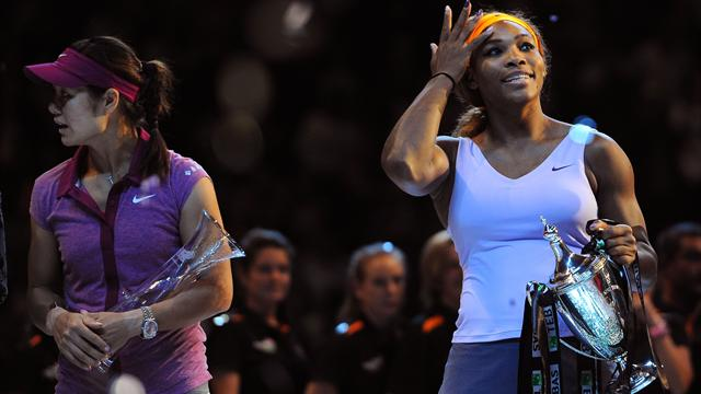 Serena : seules Graf, Evert et Navratilova disent mieux