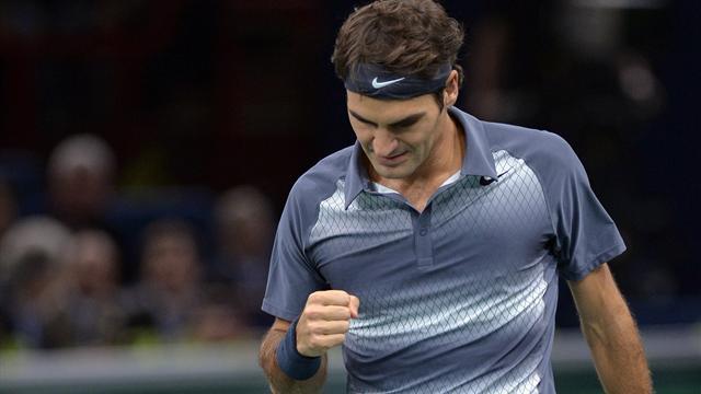 Federer s'offre un classique face à Djokovic
