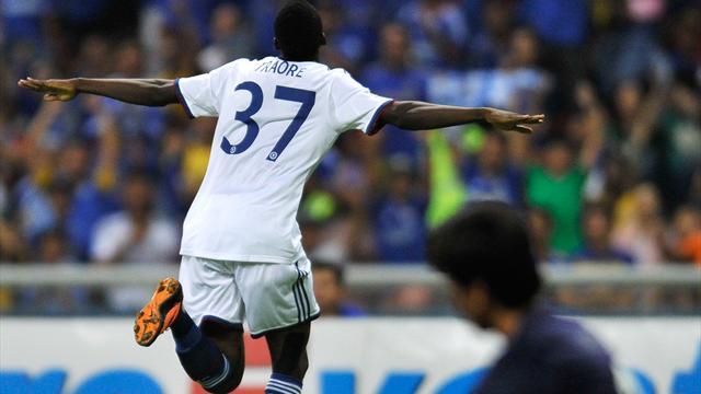 Chelsea finalise Traore deal