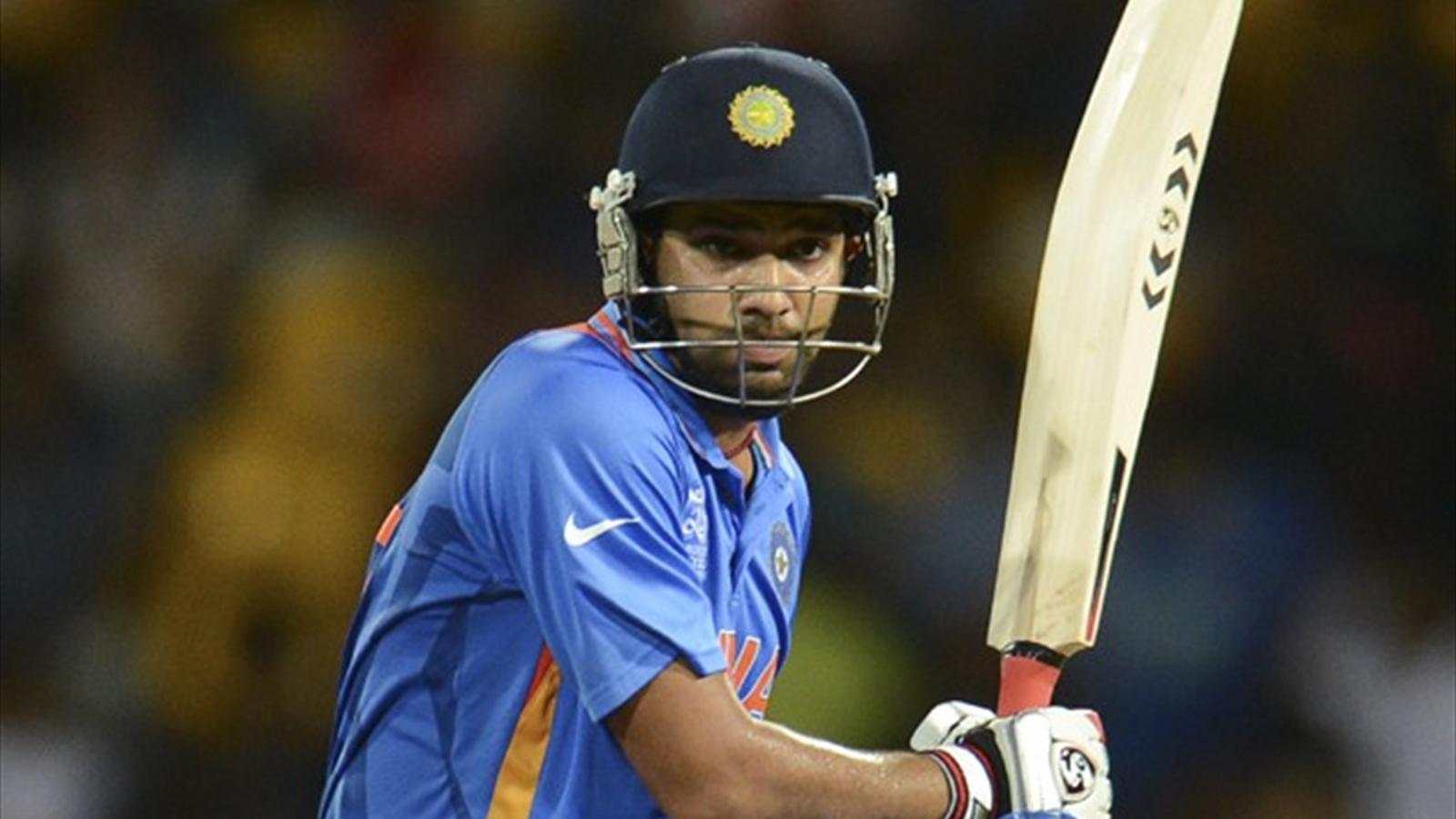 Rohit Sharma breaks one-day world record with 264 innings - Cricket - Eurosport Australia