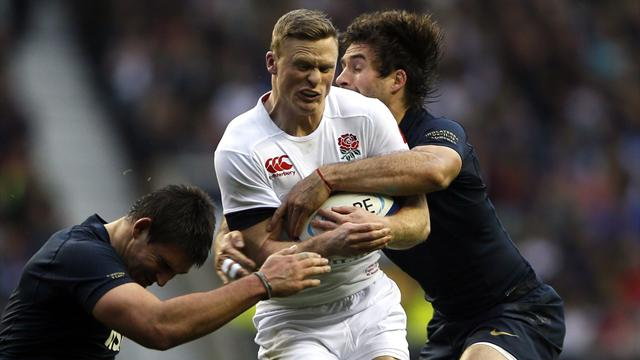 Changeable England stay unbeaten with Argentina win