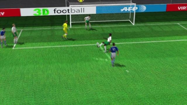 Schalke 04-Werder Brema 3-1, tutti i gol in 3D