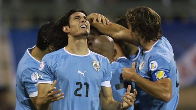 Uruguay Brezilya kapılarını araladı