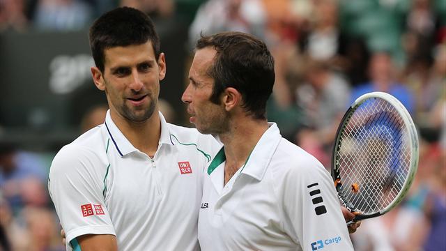 Djokovic ha un nuovo coach: Radek Stepanek affiancherà Agassi nel box di Nole