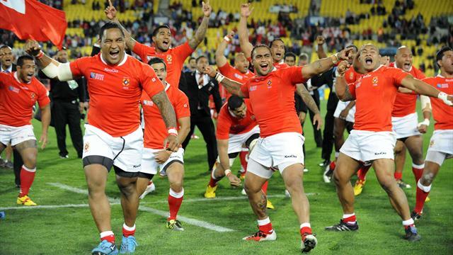 En 2011, les Tonga avaient remporté le match de leur vie