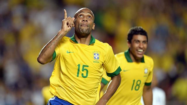 Five-star Brazil hammer Honduras