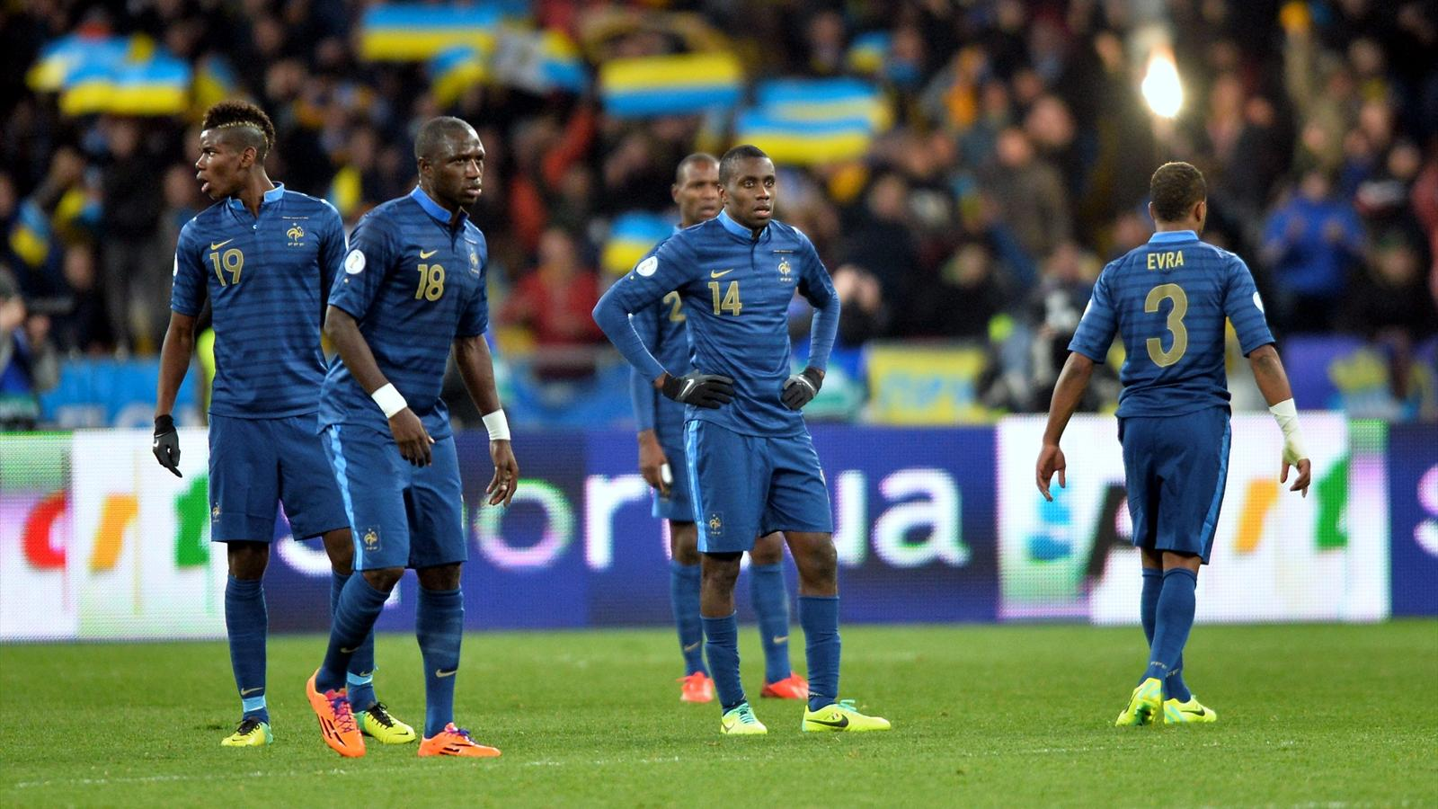 France ukraine barrage coupe du monde 2 0 a - Qualification coupe du monde en afrique ...