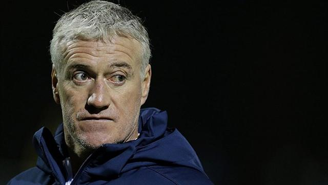 Deschamps to pick France squad with Euro 2016 in mind