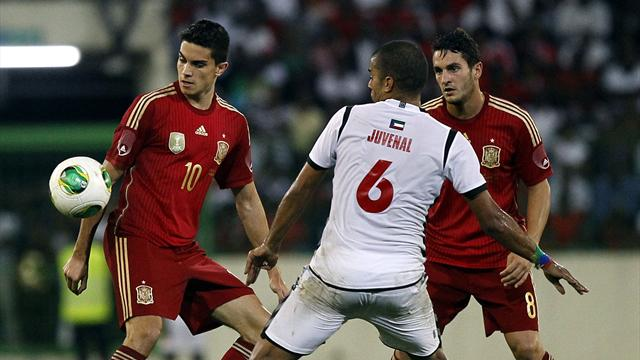 La FIFA declara nulo el Guinea-España