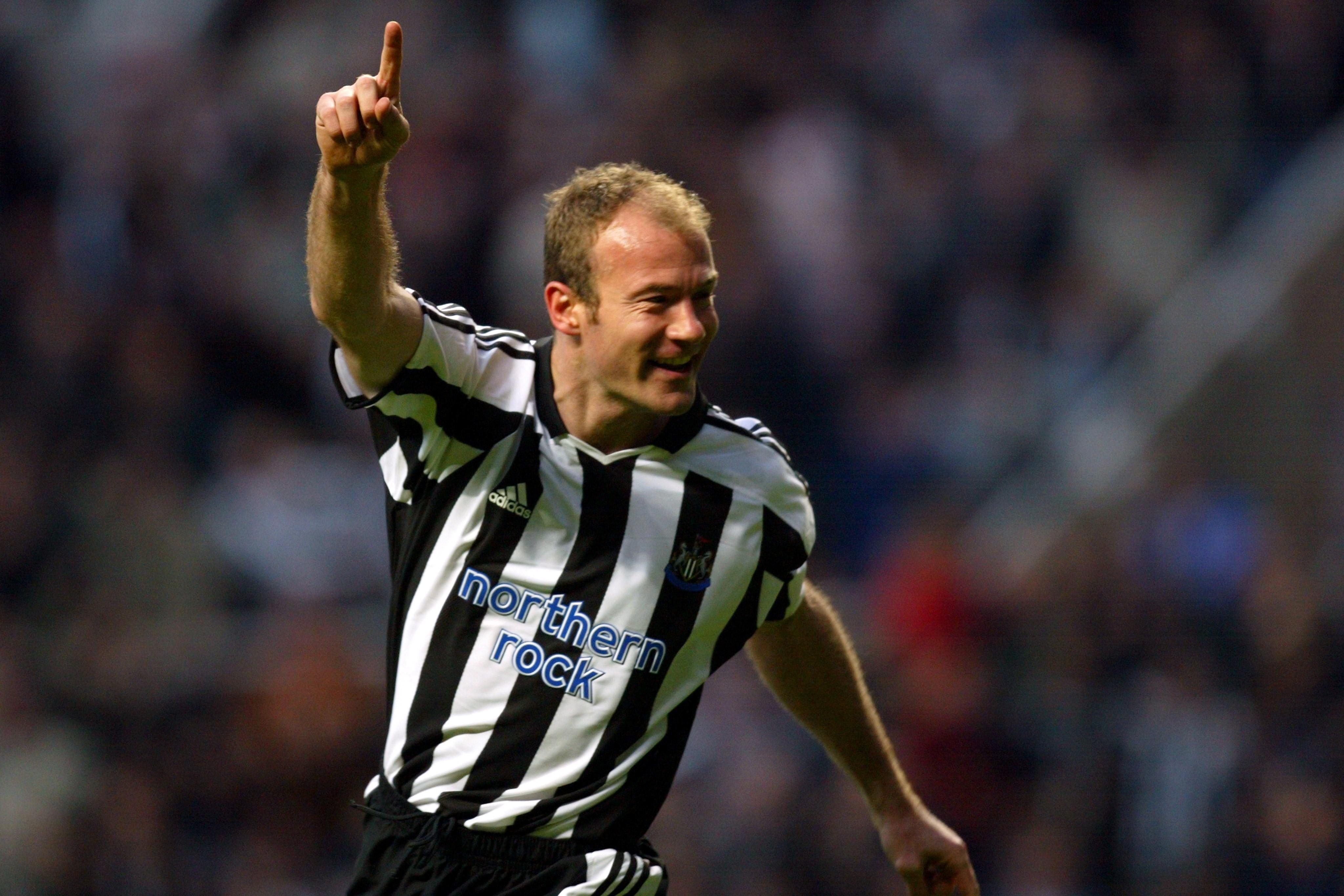 Alan Shearer, Newcastle United, England, World Cup 2014
