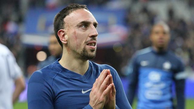 """Ribéry de retour en équipe de France ? """"On verra..."""""""