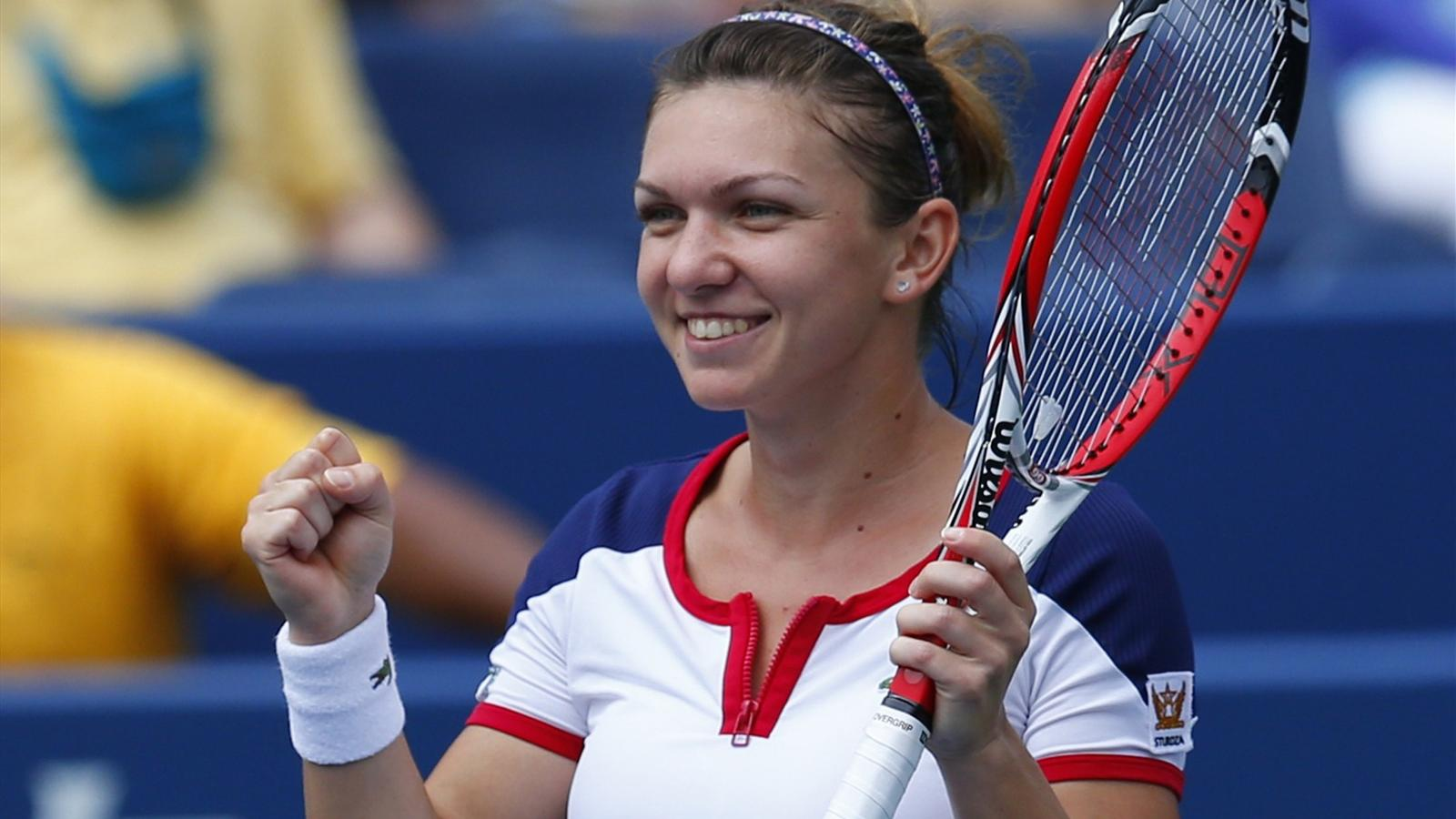 Halep Named The Wta S Most Improved Player Tennis