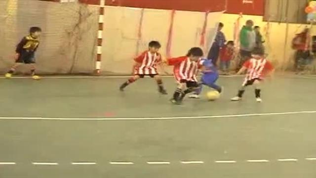Yeni Messi! 8 yaşındaki çocuğun inanılmaz yeteneği