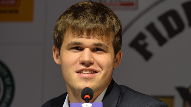 Карлсен – 16-й чемпион мира