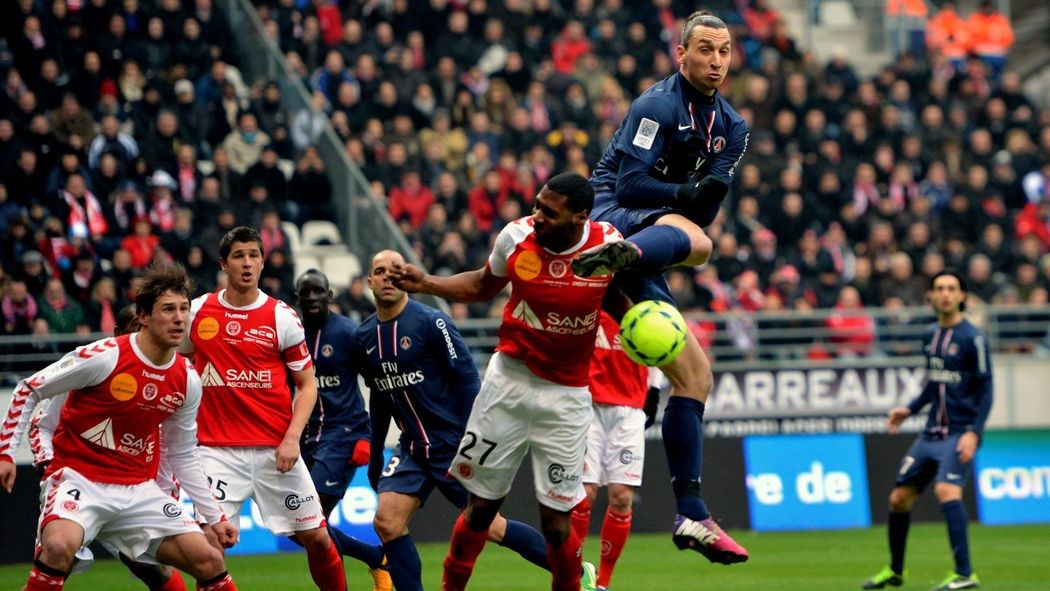 Stade de Reims - PSG   Le match qui a dévié la trajectoire du PSG - Ligue 1  2013-2014 - Football - Eurosport 23311403e483