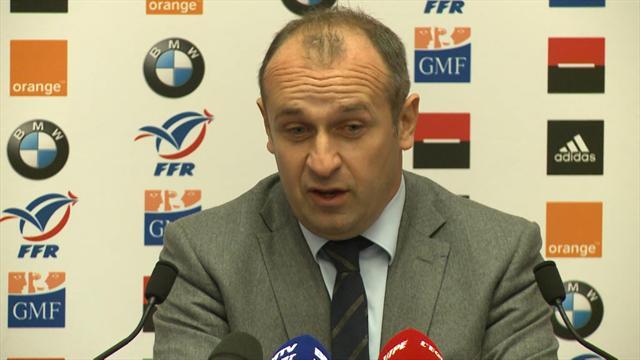 """Saint-André : """"Le rugby français a de beaux jours devant lui"""""""