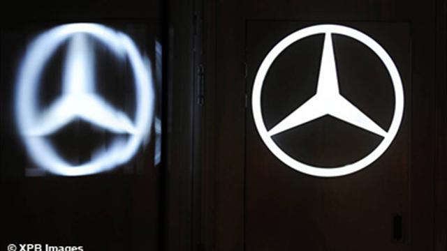 Léger incendie au sein de l'usine Mercedes