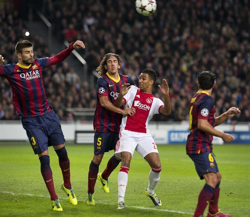 Ajax-Barcelona