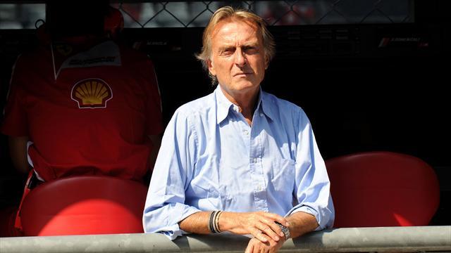Le président de Ferrari est parti avant la fin...