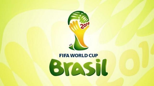 FIFA announces draw pots for Brazil 2014