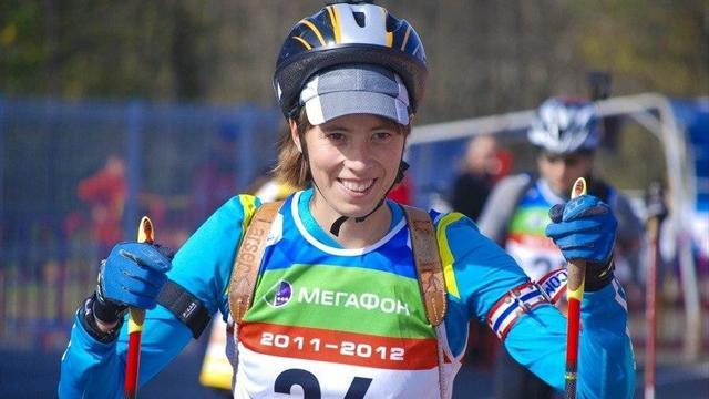 Анастасия Калина будет выступать за Белоруссию