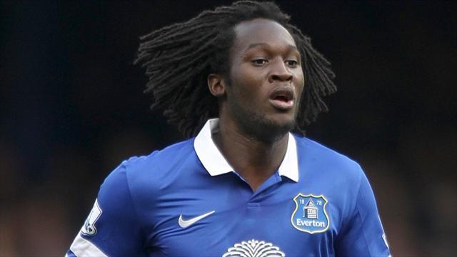 Romelu Lukaku has been in fine form since joining Everton on loan