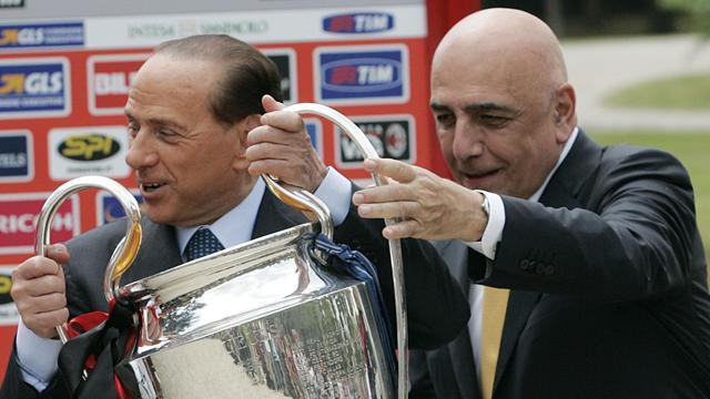 Galliani, in nuovo Milan farei solo l'ad