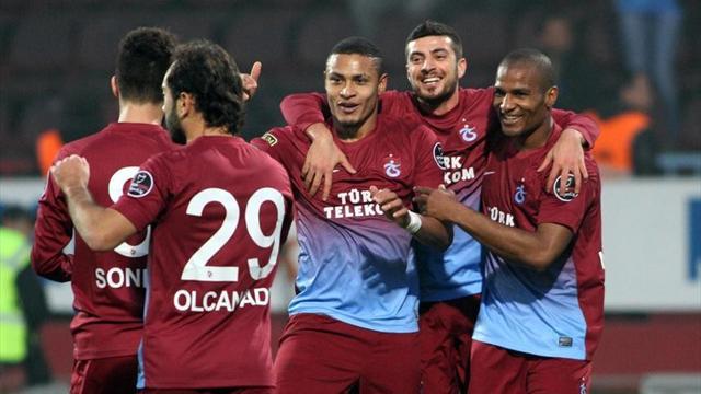 Trabzonspor kritik deplasmanda