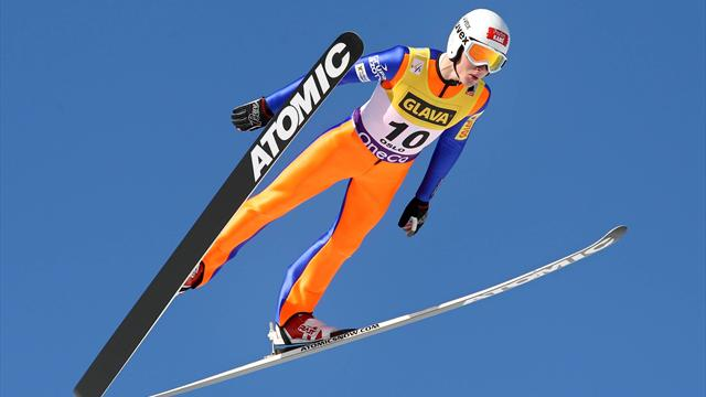 Day 5: Cieslar storms to second Nordic Combined gold medal