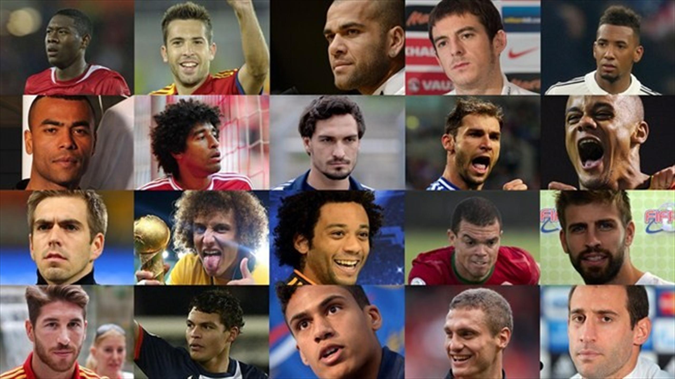 Имена футболистов на английском
