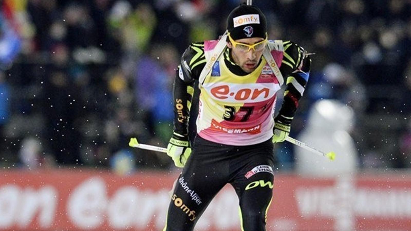 Coupe du monde sprint hommes martin fourcade 2e - Classement coupe du monde de biathlon ...