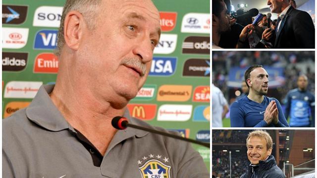 Brésil, Clasico, Prémonition, Ribéry : Le top des déclas du tirage au sort