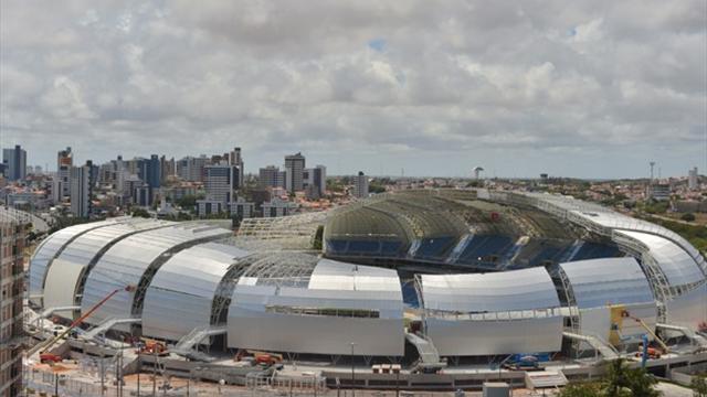 Idyllic Das Dunas more than just a stadium for Natal