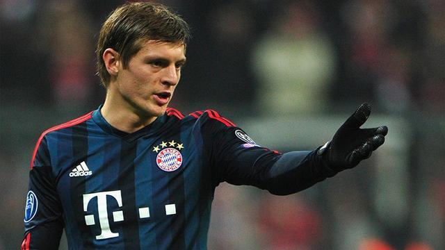 Toni Kroos (Bayern München)