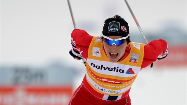 Бьорген и Глоерсен стали лучшими в Швейцарии