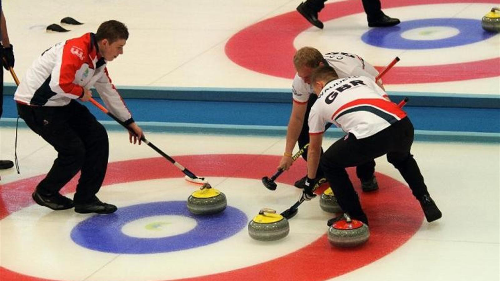 Britain settle for silver as sweden win curling gold - University league tables french ...