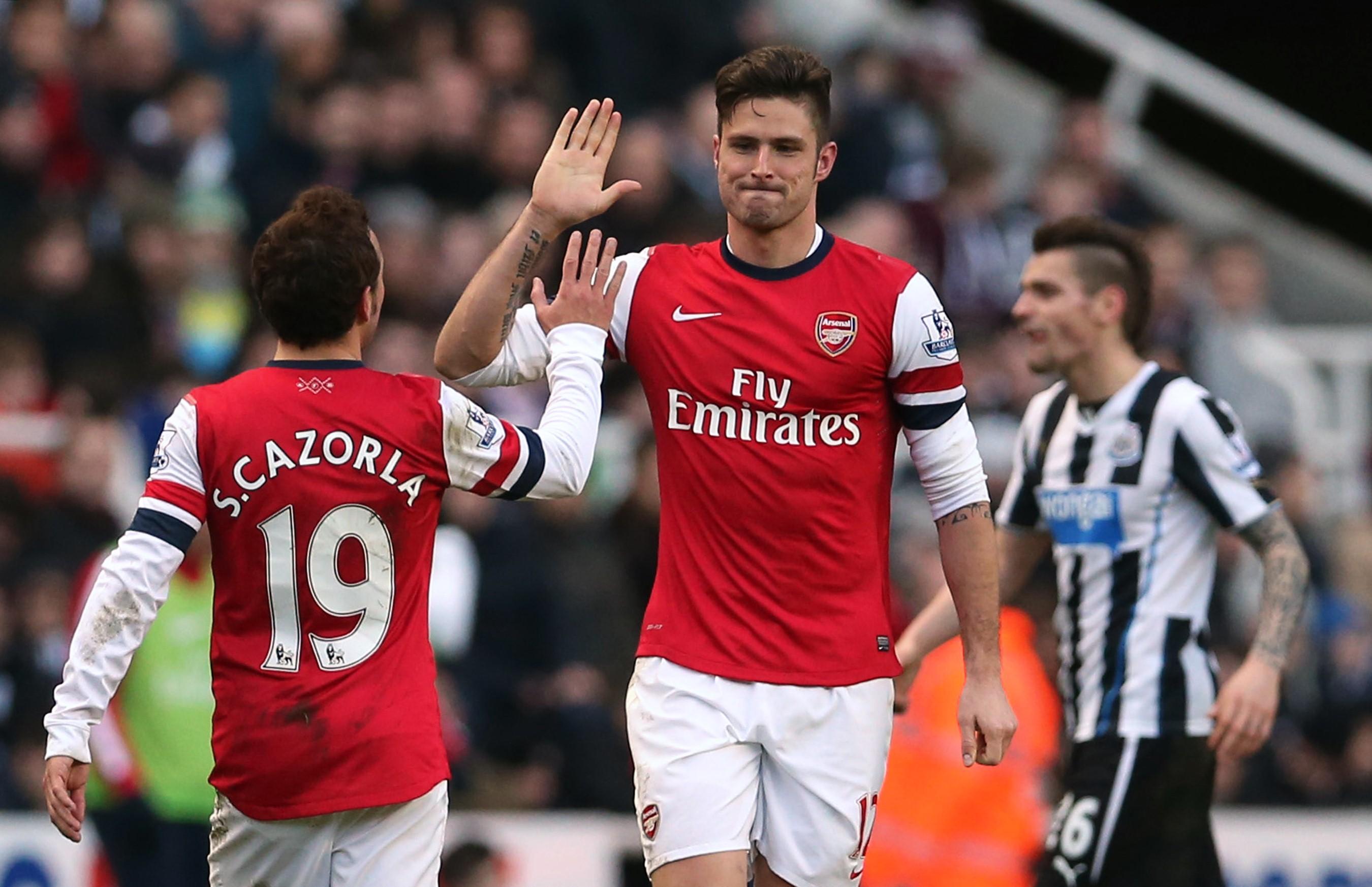 Arsenal newcastle united maçını canlı izle canlı takip et