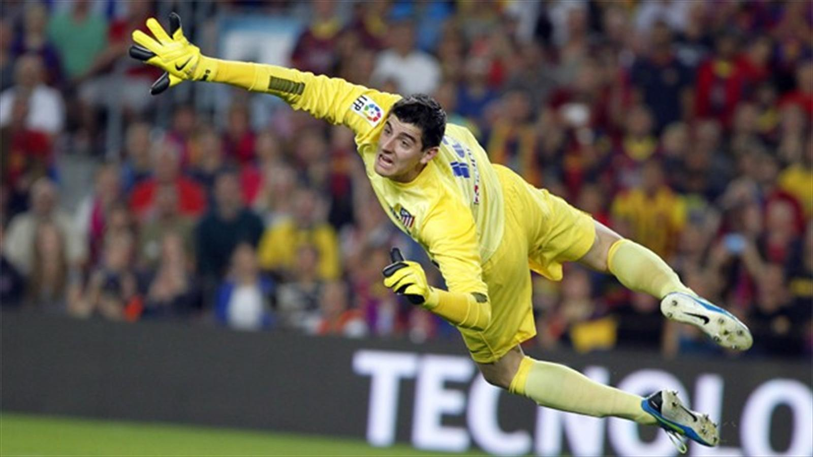 Madrid Want Courtois