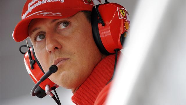 Family 'not doing well' as Schumacher continues fight for life