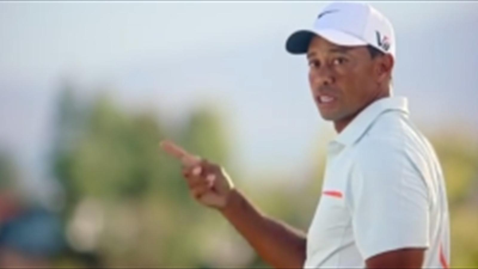 new style 0aecf a28e5 VIDÉO - LE MAG- Tiger Woods accueille Rory Mcilroy chez Nike - Video  Eurosport
