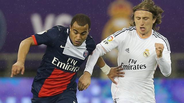 en direct    live  real madrid - psg - matches amicaux