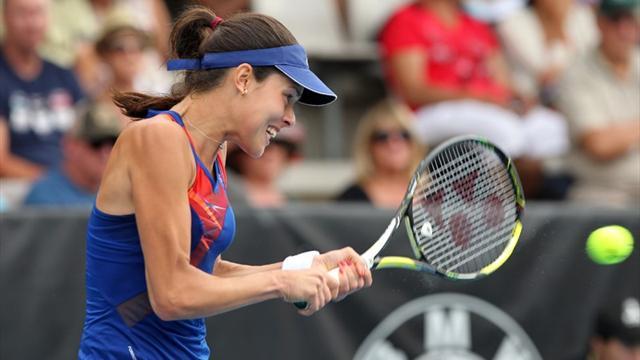 Иванович завоевала 12-й титул в карьере